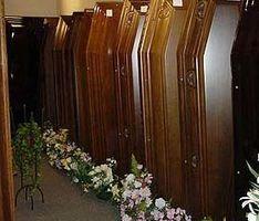 Vendrickx begrafenisonderming - Lijkkisten