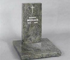 Vendrickx begrafenisonderming - Wellen - Grafstenen en monumenten