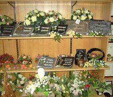Vendrickx begrafenisonderming - Wellen - Grafversiering